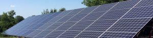 Ground Mount Solar Array